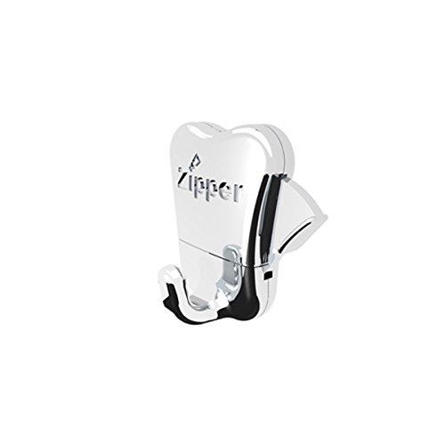 STAS Zipper Haken - Zubehör für Bilder-Aufhängesysteme - 20 Stk. Sparpaket