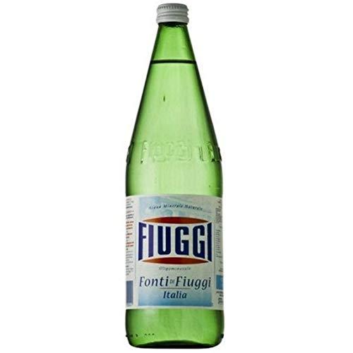 6 Bottiglie ACQUA FIUGGI NATURALE 1/1 VETRO A PERDERE