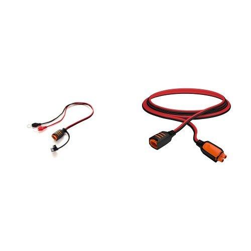 """CTEK 56261 Schnellkontakt-Kabel M8 und CTEK 56304  \""""Comfort Connect\"""" Verlängerungskabel"""