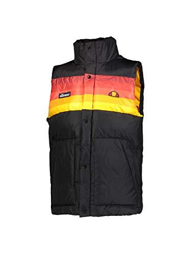 Ellesse Herren Weste EHM130W19 Down Vest 050 Black, L