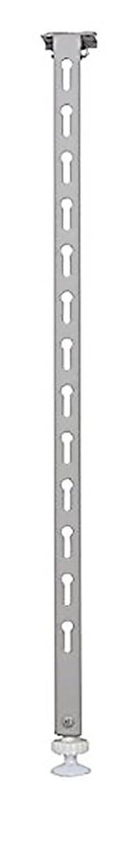 制限するオリエンテーション座標田窪工業所 つっぱり棒 シルバー サイズ:幅4×奥3.2×高55~90cm TST-60