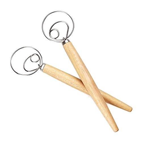 Gaoominy Frullatore per Pasta Danese di qualità Professionale Frullatore da 2 Confezioni