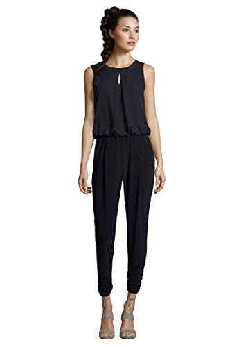 Vera Mont Damen 0012/4835 Jumpsuit, Blau (Night Sky 8541), 48