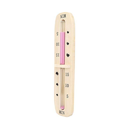 Duokon 15 minuten zandloper infrarood sauna klok timer gereedschap accessoires voor sauna bad koffie winkel