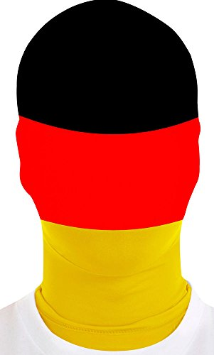Morphsuits Over-The-Head Mask: Germania