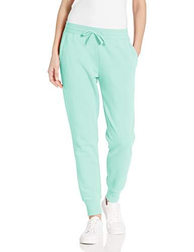 Amazon Essentials Women's Relaxed Fit Fleece Jogger Sweatpant,...