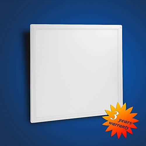 Mextronic LED Panel Deckenpanel Wandpanel LED Einlegepanel 62x62 51W (W) 5000K 5350LM weiß