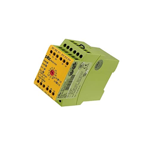 774500 Module: safety relay Series: PNOZ XV2 24VDC Contacts: NO x4 PILZ