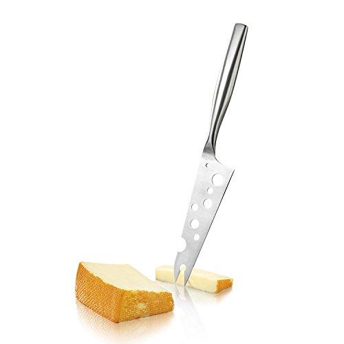 BOSKA 307057 Couteau à Fromage, Acier Inoxydable, Argent, 28 x 8 x 2 cm
