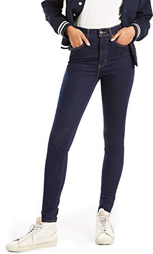 Levi's Mile Super Skinny Vaqueros, Gris (High Society 0027), W29/L30 para Mujer