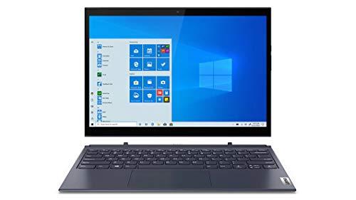 Lenovo Yoga Duet 7 Híbrido (2-en-1) Gris 33 cm (13') 2160 x 1350 Pixels Pantalla táctil 10ª generación de procesadores Intel CoreTM i7 16 GB DDR4-SDRAM 512 GB SSD Wi-FI 6 (802.11ax) Windows 10 Pro