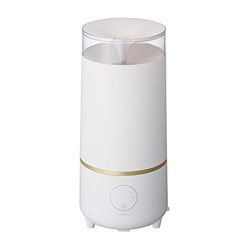 ドウシシャ 加湿器 超音波式 アロマ対応 ベイパー ホワイト ピエリア KWU-301WH