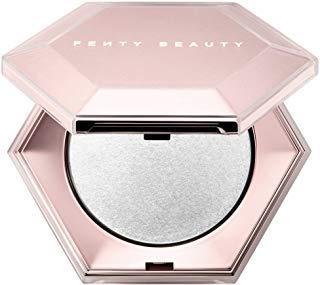 Fenty Beauty By Rihanna Diamond Bomb All Over Diamond Veil - How Many Carats?! (Platinum Shimmer) Full Size