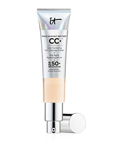 Your Skin But Better CC Cream with SPF 50+, Fair 1.08 fl oz by It Cosmetics