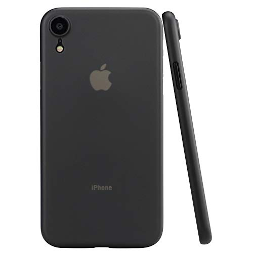 Minimal Case Designed for iPhone XR (Frosted Black)