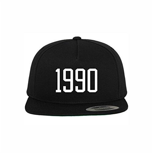 Jahreszahl 1990 Snapback Cap | Cocaine Casino