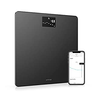 Withings Body Weight and BMI Wifi Scale, Black (B0728K4371) | Amazon price tracker / tracking, Amazon price history charts, Amazon price watches, Amazon price drop alerts