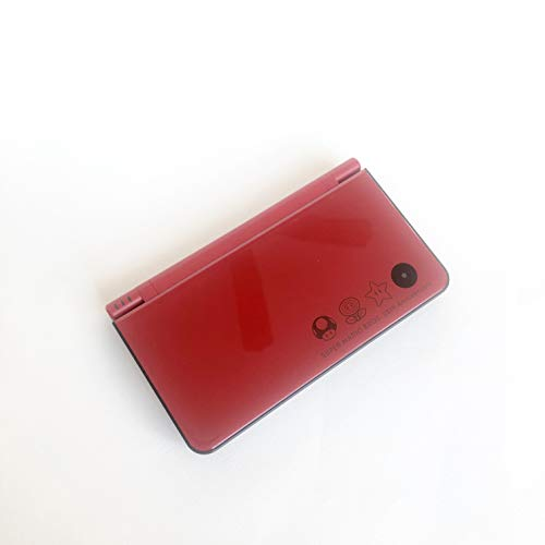 Nintendo DSi XL - Red (Super Mario Bros. 25th Anniversary Edition) by Nintendo