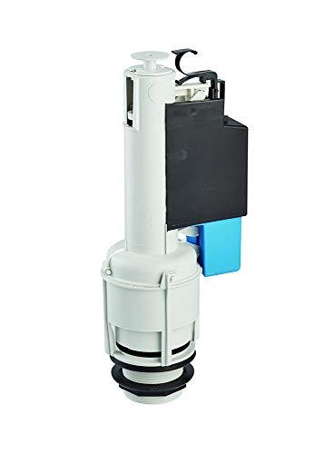 Ideal Standard SV94167 spoelventiel dubbele spoelklep midden beker, geen afwerking