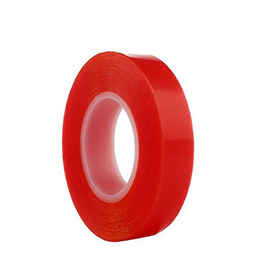 Morges Double Sided Red Wig Tape Roll For Hair Toupee Patch For Men And Women