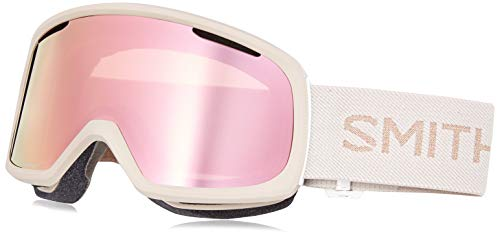 Smith Riot Goggles (Tusk, Chromapop Everyday Rose Gold Mirror)