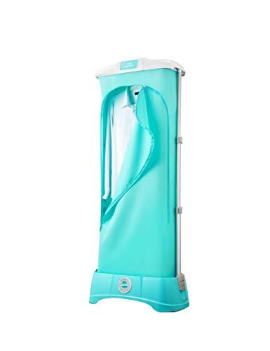 ChLFYFHG Draagbare reisdroger, gemakkelijk en eenvoudig op te bergen, warme lucht-snelle wasdroger, afneembaar en wasbaar filterdesign, aromatherapie