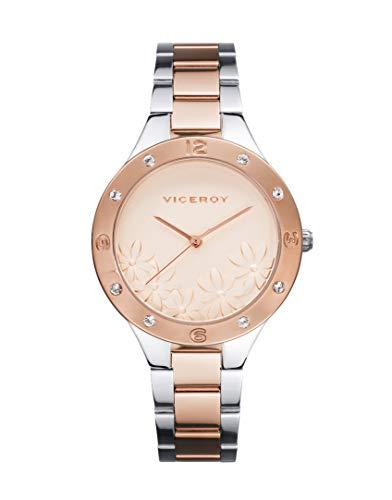 VICEROY - Reloj Acero IP Rosa Brazalete Sra Va - 42412-90