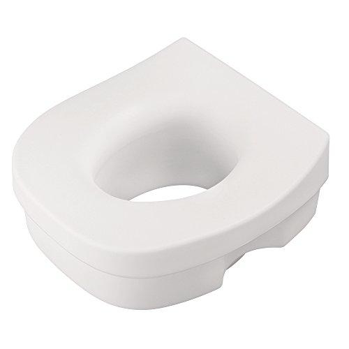 moen raised toilet seats Delta DF570 Bathroom Elevated Toilet Seat