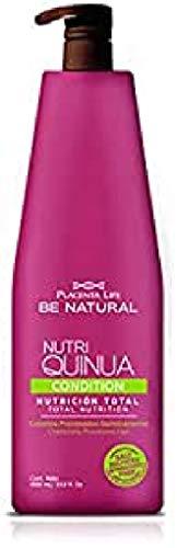 Be Natural - Champú y acondicionador (Nutri Quinua) 1000 ml. - 1 unidad