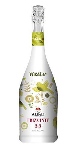 Felix Solis Sl Viña Albali Vino Frizzante 5.5 Blanco Verdejo, 0.75 L - 750 ml