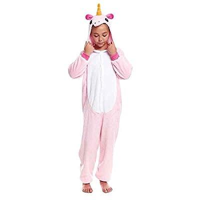 Disfraz Pijama Unicornio Pink Infantil Unisex (10-12 años) (+ Tallas Disponibles)