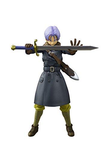 Dragon Ball Xenoverse Trunks Sh Figure