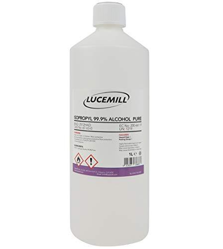 1000 ml (1L) isopropilico 99,9% di alcool IPA primo soccorso antisettico