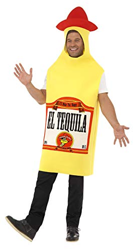 Smiffys Tequila Bottle Costume