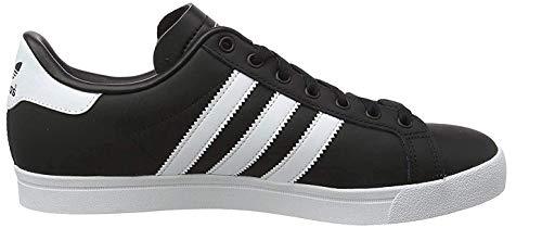 adidas Coast Star, Chaussures de Gymnastique Homme, Noir (Core Black/FTWR White/Core Black Core Black/FTWR White/Core Black), 41 1/3 EU