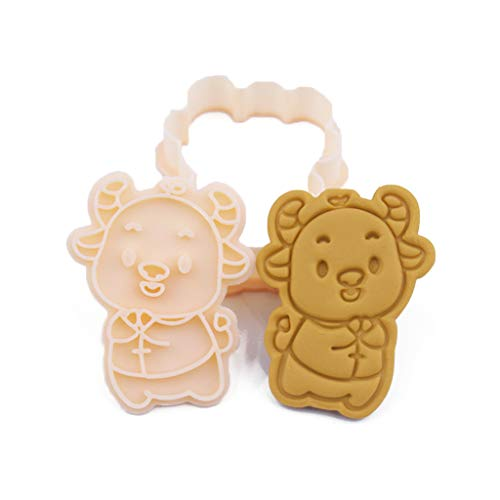 Cartoon Car Shape 3D Pressable Stamped Embossed Biscuit Cookie Cutters Mold Decorate Home