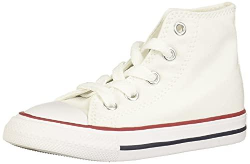 Converse Converse Unisex Chuck Taylor All Star High Top Sneaker, Weiß, 46.5 EU