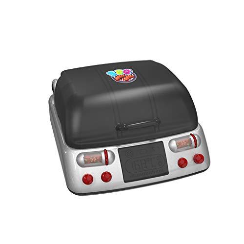 Kinderen BBQ Grill Pretend set spelen keuken speelgoed Doen alsof elektrische grill hulpmiddel van de Giften play