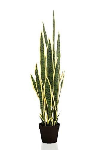artplants.de Sansevieria künstlich...
