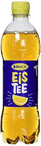 Rauch EisTee Zitrone, 12er Pack (12 x 0,5 l)