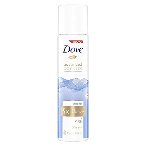 Dove Advanced Control Original Deodorante Spray, 100 ml