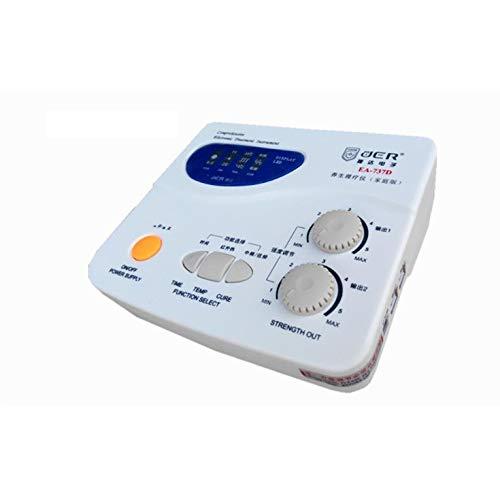 LYHD TENS EMS Kombi Gerät Elektrostimulationsgerät Professionelles Reizstromgerät Comfort Natürliche Therapie Gegen Chronische Schmerzen und zum Muskelaufbau