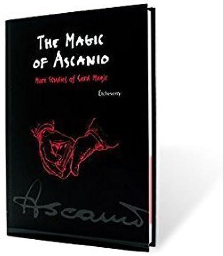 The Magic of Ascanio Vol. 3 More Studies of Card Magic by Paginas Libros de Magia SRL