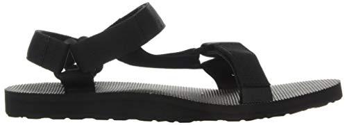 Teva Men's Original Universal Urban Sandal, Black, 11 M US