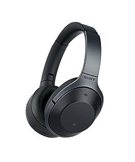 Sony MDR-1000X kabelloser High-Resolution Kopfhörer (Noise Cancelling, Sense Engine, NFC, Bluetooth, bis zu 20 Stunden Akkulaufzeit) (B01LQHV7DY) | Amazon price tracker / tracking, Amazon price history charts, Amazon price watches, Amazon price drop alerts