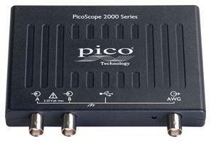 PICO TECHNOLOGY OSCILLOSCOPE, USB, 2-CH, 70MHZ, 1GSPS PICOSCOPE 2207B