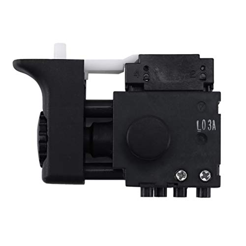 Cobeky Interruptor de martillo de repuesto adecuado para Hitachi 321632 D10VH D10VC2 DV16V FDV16VB2