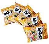 【韓国ラーメン】 ノグリラーメン マイルド 5個(韓国食品、麺類、インスタントラーメン)