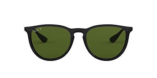 Ray-Ban Rb4171 54 601/2p Gafas de sol, Negro/Verde Clásica (Black/Green Classic), Unisex-Adulto