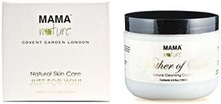 Mamá Naturaleza de Londres - Madre de la piel - Crema Limpiadora Piel naturales - leves, Saneamiento -100 ml (UK Import)